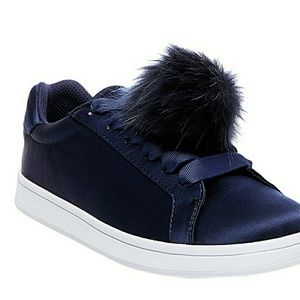 Madden Girl Baabee Lace Up Sneakers